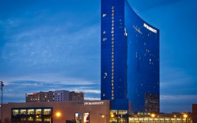 Room Reservation for the JW Marriott is Now Opened