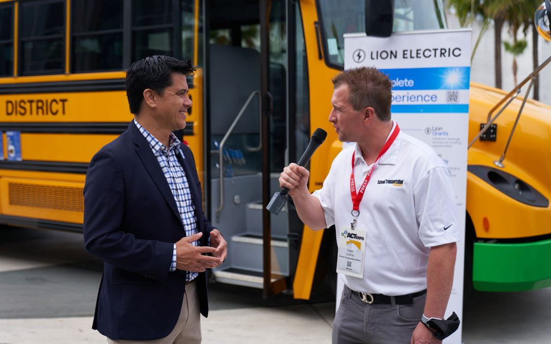 ACT Expo Conference Series with Lion Electric